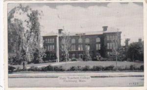 Massachusetts Fitchburg State Teachers College Dexter Press