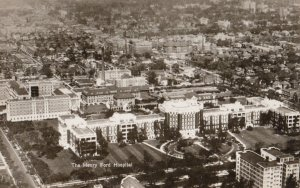RP; Henry Ford Hospital , Michigan , 1930-40s