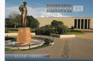 Kansas Abilene The Eisenhower Museum