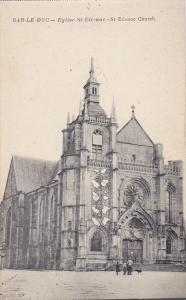 Bar-Le-Duc (Meuse), France, 00-10s ; Eglise St-Etienne