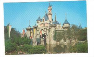 Sleeping Beauty's Castle, Disneyland, 1940-1960s