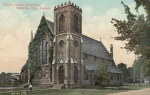 BELLEVILLE , Ontario, 1914 ; Christ Church (Anglican)