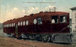 Southern Pacific Railroad Co.'s Motor Car