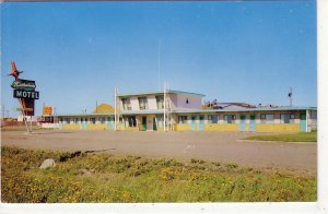 North Winds Motel, Grande Prairie, Alberta, 1965 !