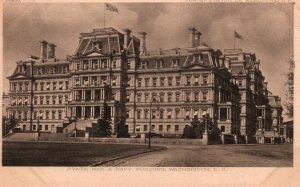 State,War and Navy Building,Washington,DC BIN