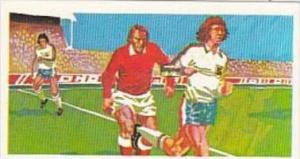 Brooke Bond Trade Card Play Better Soccer No 10 Making Space