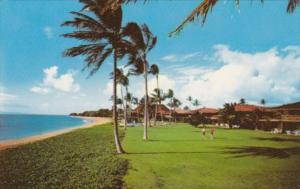 Hawaii Maui Kaanapali Beach Golf Course Royal Lahaina Hotel
