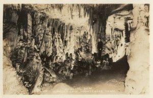 RP: MONTEAGLE ,Tennessee , 1930s ; Wonder Cave , Goblins Den