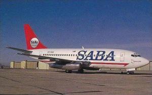 SABA BOEING 737-247