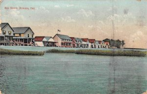 Bowers Delaware Bay Shore Vintage Postcard AA17209