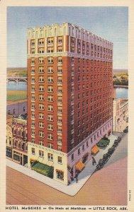 LITTLE ROCK , Arkansas , 30-40s; Hotel McGehee, On Main at Markham