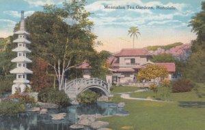 Moanalua Tea Gardens , HONOLULU , Hawaii , 00-10s