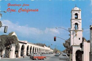 Ojai - California