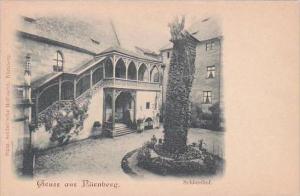 Germany Nuernberg Gruss Aus Schlosshof