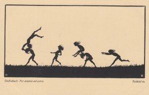 DIEFENBACH : Fantasy Silhouette , 00-10s ; Teilbild 10