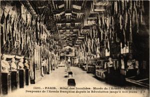 CPA PARIS 7e-Hotel des Invalides-Musée de l'armée-Salle Turenne (327993)