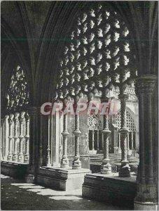 Postcard Modern N 305 cloister batailha (portugal)