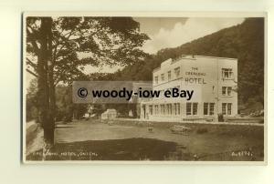 tp8309 - Scotland - The Creagohu Hotel and Gardens, in Onich - Postcard