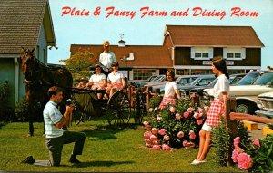 Pennsylvania Lancaster Plain & Fancy Farm and Dining Room
