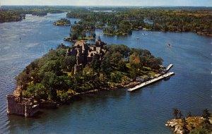 NY - Thousand Islands. Boldt Castle on Heart Island
