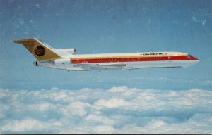 Continental Airlines Boeing 727