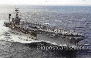 USS America CV 66 Norfolk Naval Shipyard Postcard Post Card Norfolk Naval Shi...