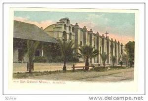 San Gabriel Mission, California, 00-10s