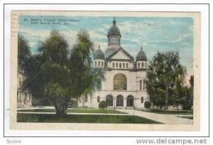 St. Mary's Chapel, Notre Dame, Indiana, PU-1924