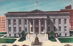 Kentucky Louisville Jefferson County Courthouse