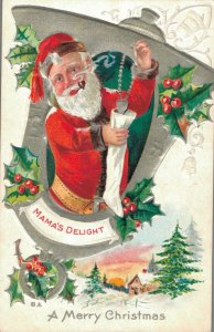 Christmas Mama's Delight A Merry Christmas Santa Claus 04.26