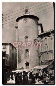 Postcard Old Hyeres Tour St Blaise former Templar