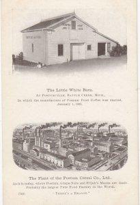 BATTLE CREEK , Michigan , 00-10s Postum Cereal Plant