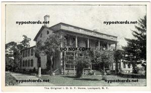 I.O.O.F. Lockport NY