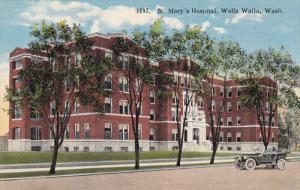 WALLA WALLA, Washington, St. Mary's Hosptial, 00-10s
