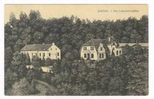 Aachen, Germany, PU-1910   Neu Linzenschauschen