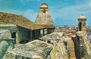 Colombia Cartagena Fuerte de San Felipe