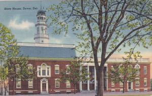 DOVER, Delaware, 1930-1940's; State HOuse