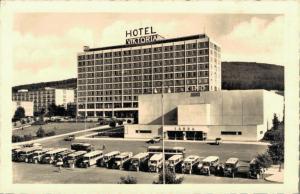 Czech Republic Zlín Hotel Viktoria 02.46