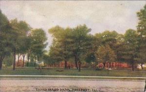 Illinois Freeport Third Ward Park