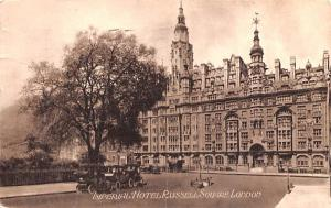 London United Kingdom, Great Britain, England Imperial Hotel Russell Square L...