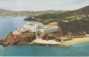 ST. THOMAS, U.S. Virgin Islands, 1940-1960's; Frenchman's Reef, Holiday Inn B...