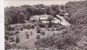 Wisconsin Green Lake The Village Northern Baptist Assembly Real Photo