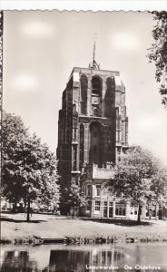 Netherlands Leeuwarden De Oldehove Photo 1959