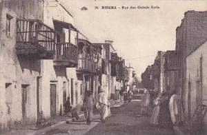 Biskra , Algeria , 00-10s ; Rue des Ouleds-Nails