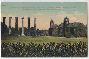Campus, Law & Chemistry University, Columbia MO