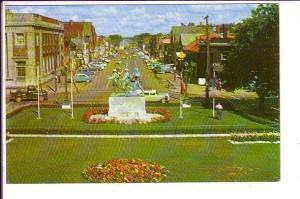 George Street, Charlottetown, Prince Edward Island,