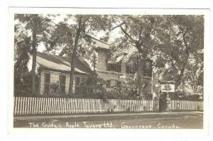RP; Golden Apple Tavern Ltd., Gananoque, Ontario , Canada , 1930-40s