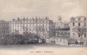 Ivry-sur-Seine , Val-de-Marne department , France , 00-10s ; L'Hospice