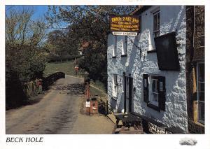 Postcard Beck Hole, Birch Hall Inn, North Yorkshire, Heartbeat Country #B
