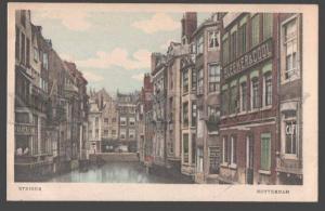 098672 HOLLAND Rotterdam Steiger Vintage PC